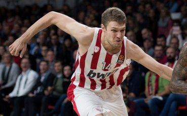 Везенков с първо поражение във виртуалния баскетбол