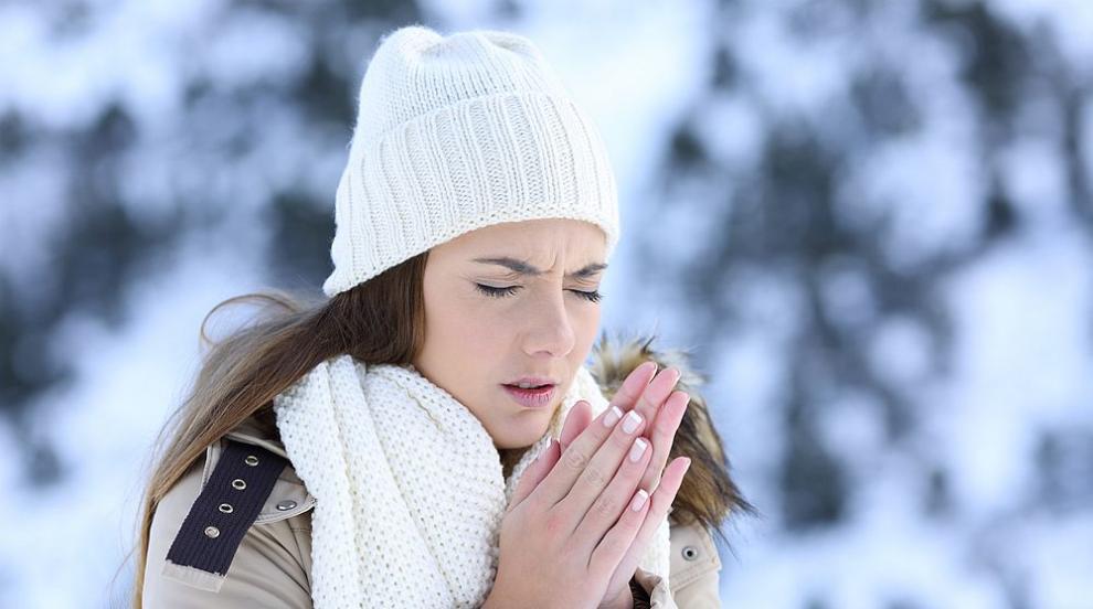 Студът идва, жълт код за опасно време в половин България