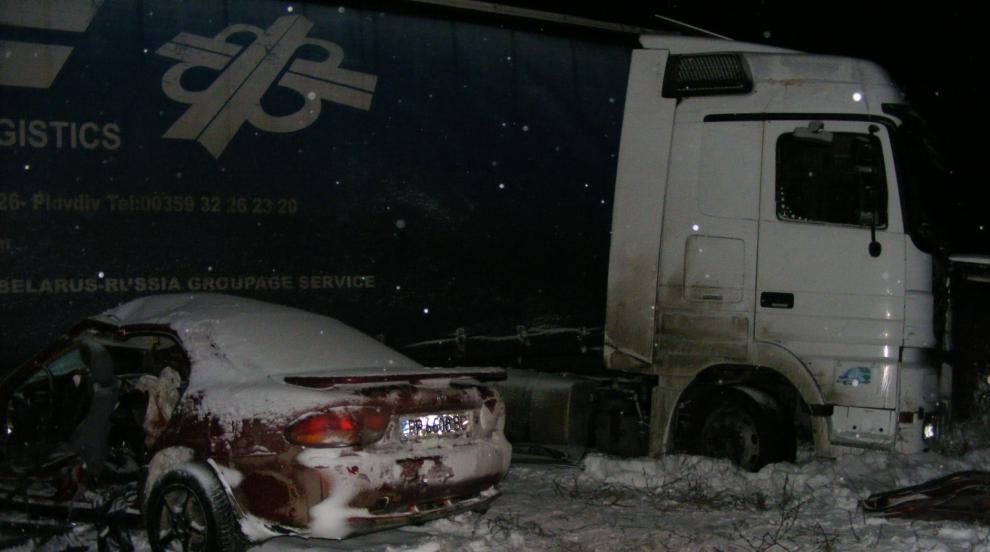 Младежи от Ловско и Гороцвет са загинали при катастрофата тази нощ, други...