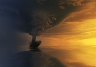 Торнадо нанесе щети в предградията в щата Сиатъл