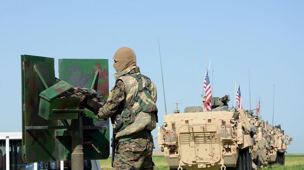 """САЩ изтеглят военните си от Сирия, Тръмп обяви победа над """"Ислямска..."""