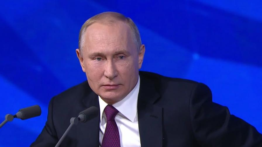 <p>Путин: Друга лига за Русия и опасност от ядрена война</p>