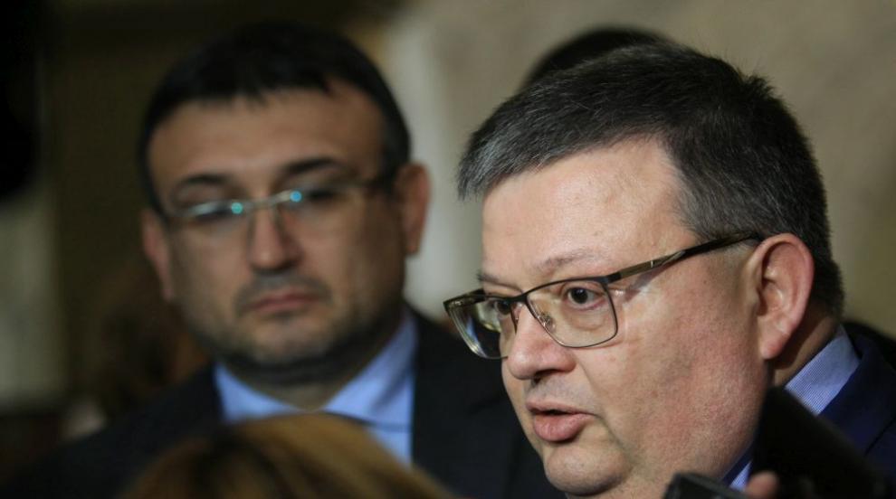 Цацаров взе на специален надзор разследването срещу Лютви Местан