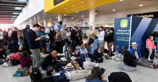 Нова стачка на летищата в Германия на 15 януари свика