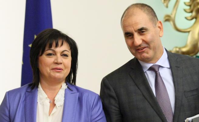След Доган, Нинова: Оставка, Цветанов: Имаме мнозинство