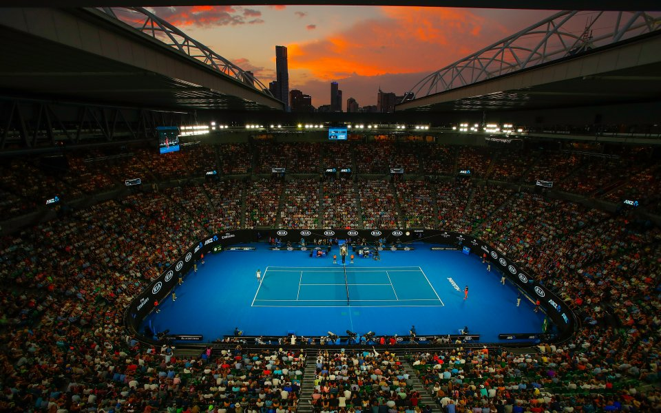 Тайбрек до 10 точки по време на Australian Open
