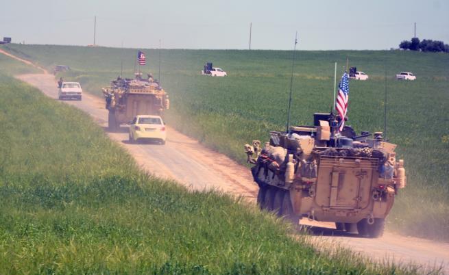 Важно ли е, че САЩ се изтеглят от Сирия?