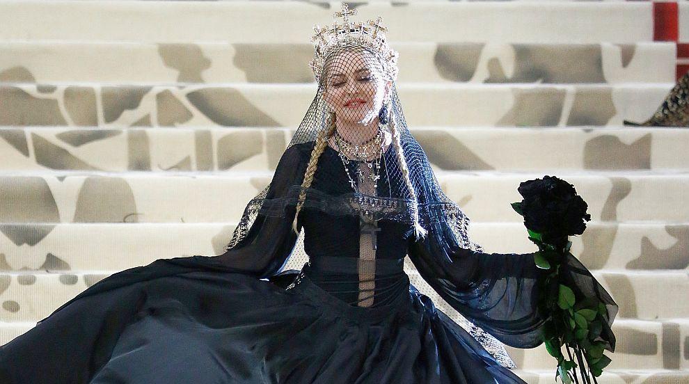"""Мадона ще получи 1 млн. долара, за да пее на """"Евровизия"""""""