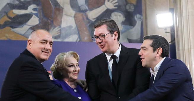 Премиерът на България Бойко Борисов посочи на пресконференцията след края