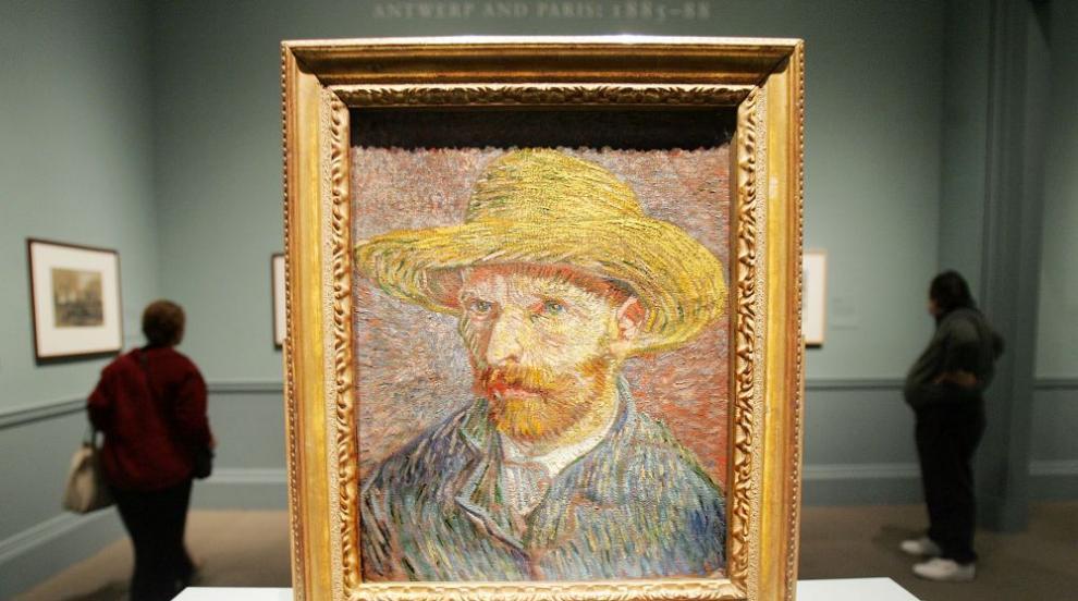 Револверът, с който Ван Гог се е ранил смъртоносно, отива на търг