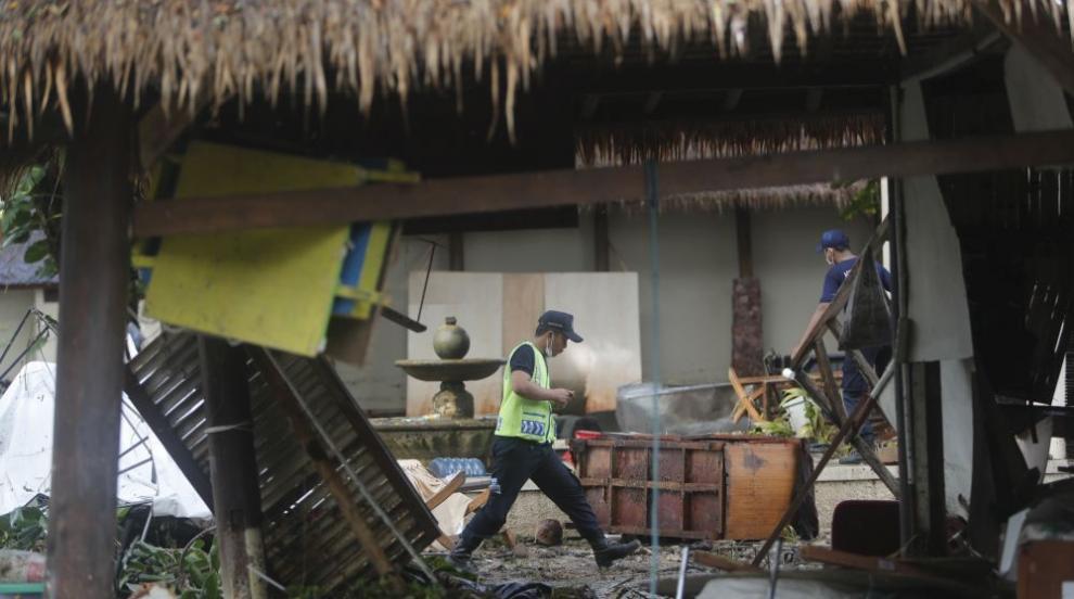 Експерти: Изригването на вулкан е предизвикало цунамито в Индонезия