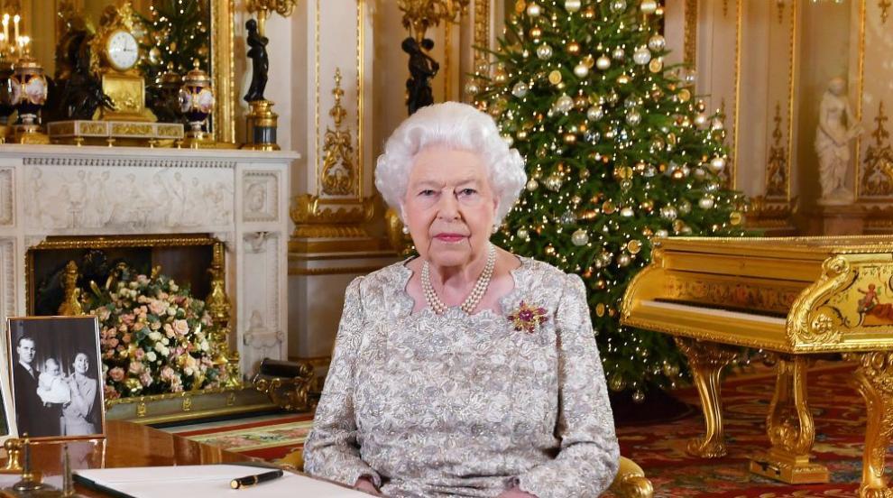 Кралица Елизабет Втора с коледна реч (ВИДЕО)