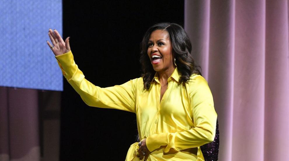 Мишел Обама - жената, която буди най-голямо възхищение в Америка