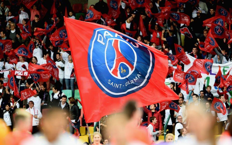 Дисциплинарната комисия към Френската футболна федераия наложи глоба на Пари