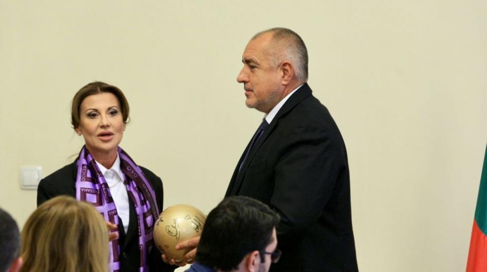 Правителството направи коледен подарък на българските гимнастички