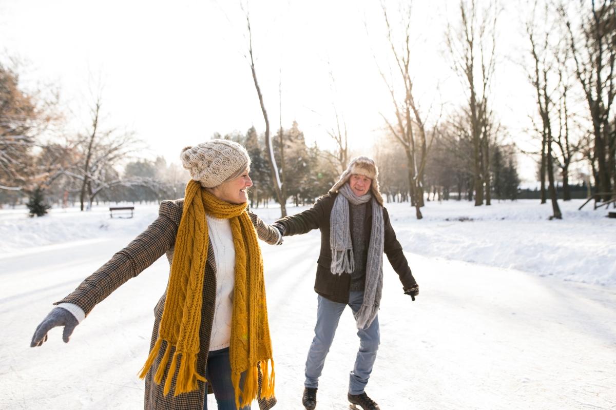Алергиите се укротяват. Това е логично, предвид липсата на всякакъв цъфтеж под снега. Все пак, ако сте алергични към студа, това не се отнася за вас.