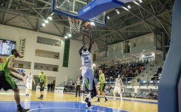 Баскетболна драма прати Берое на 1/2-финал за Купата на България