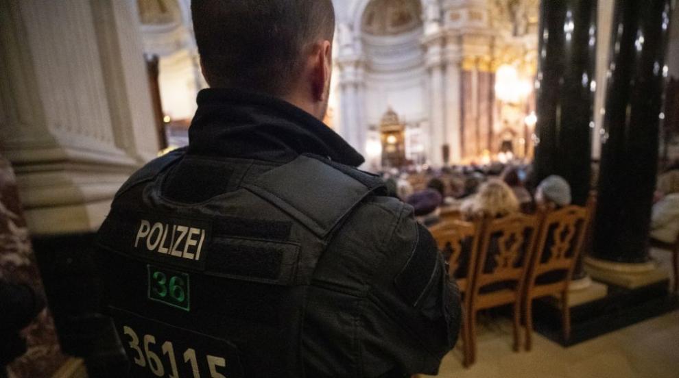 Обвиниха мъж, замесен в смъртоносна стрелба край берлинска зала