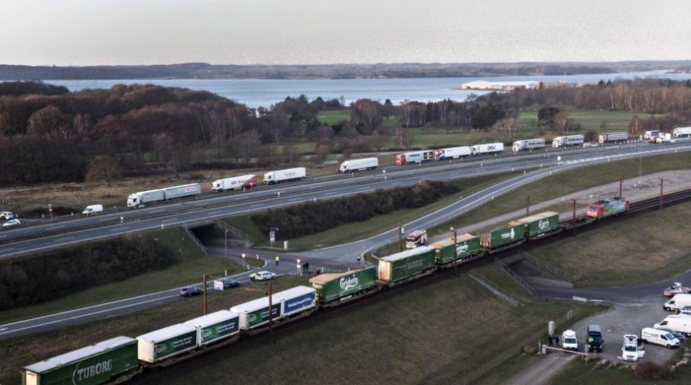 Осем станаха жертвите на влаковата катастрофа в Дания