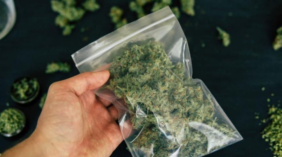 Хванаха млад мъж със 185 грама канабис в Сандански