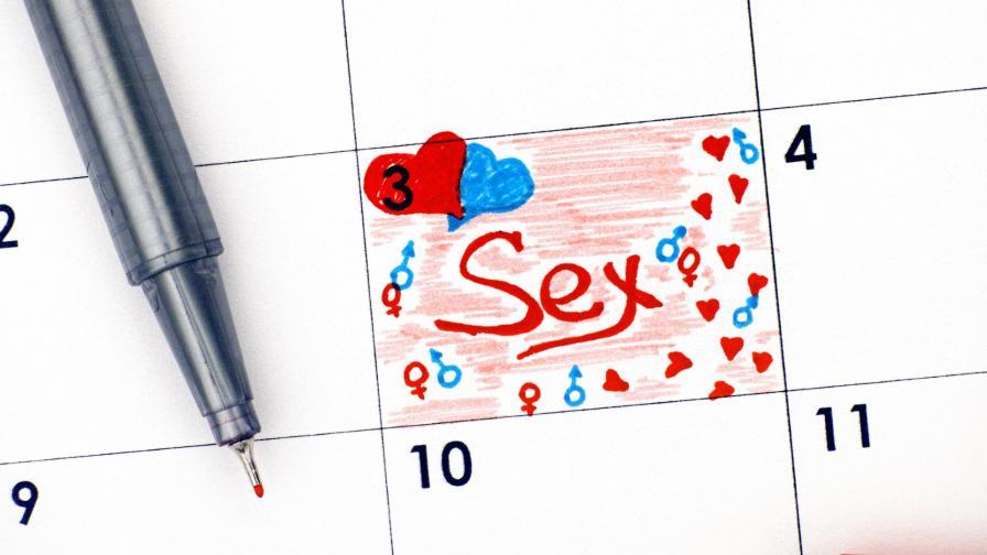 <p>Секс по график? Ето защо да</p>