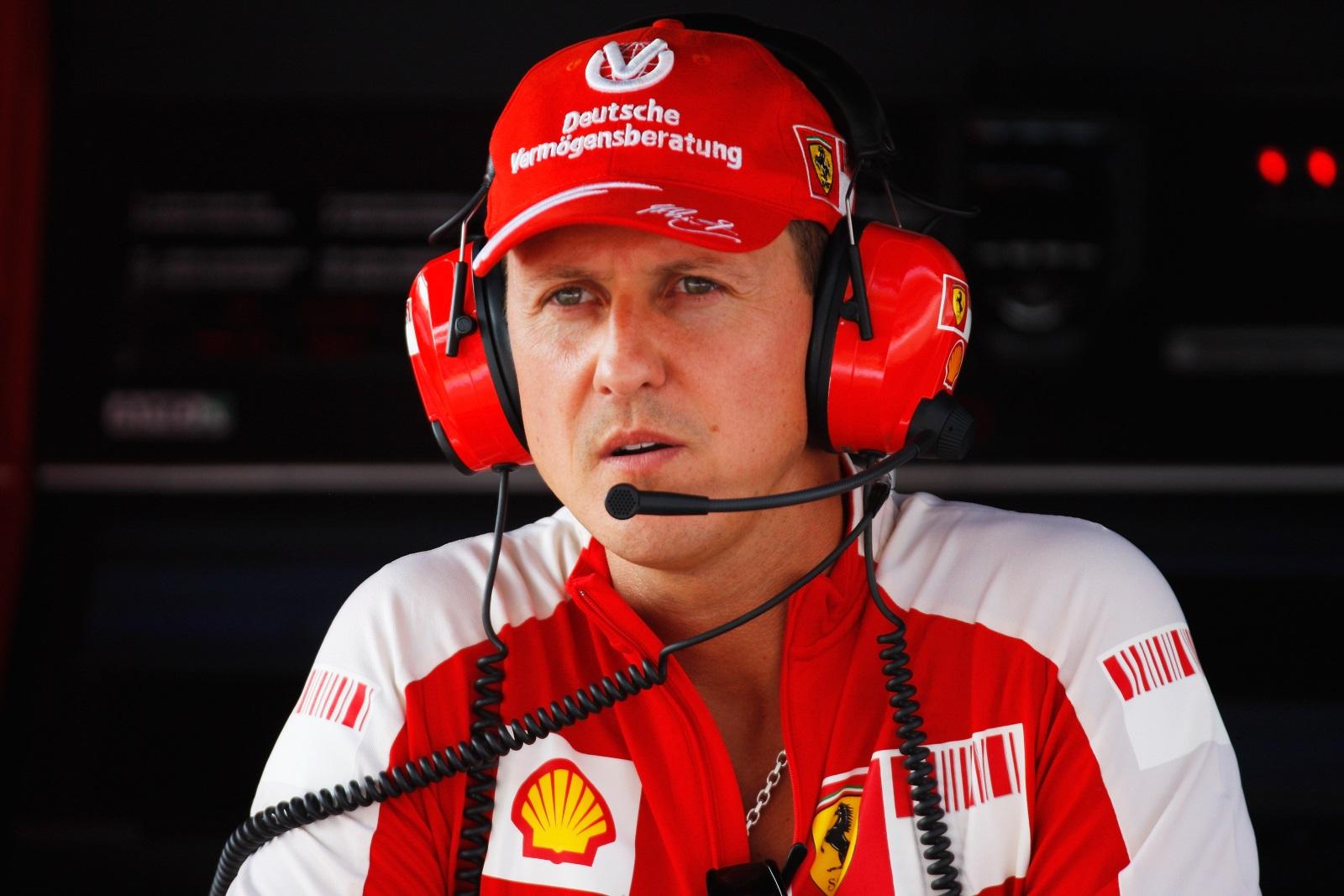 1. Кариерата на Шумахер започва през 1991 г., през 2012 г. той окончателно напуска Формула 1.Последният му старт е в Гран При на Бразилия, където завършва седми. В общото класиране на пилотите за 2012 г. е на 13-та позиция.