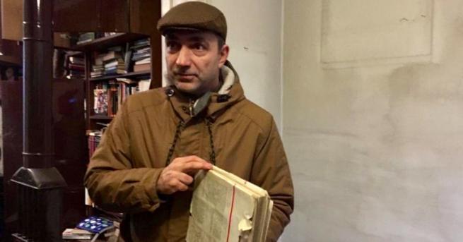 Снимка: Продължава издирването на откраднатите картини на Майстора