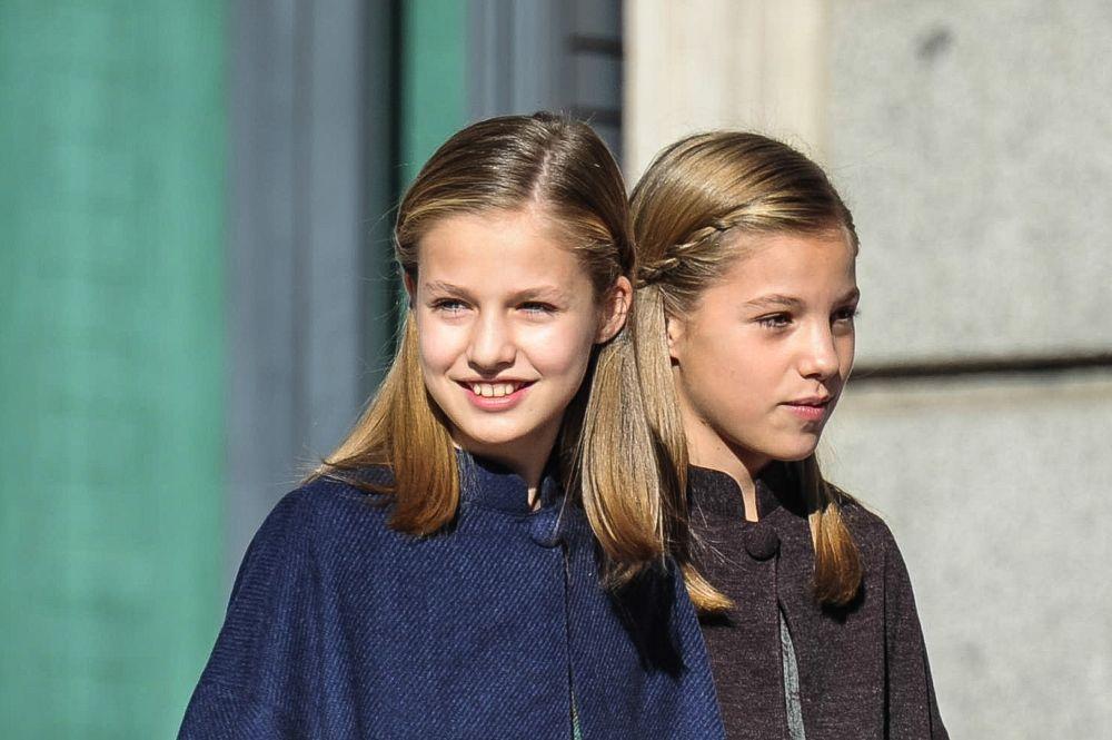 Красивите принцеси на Испания