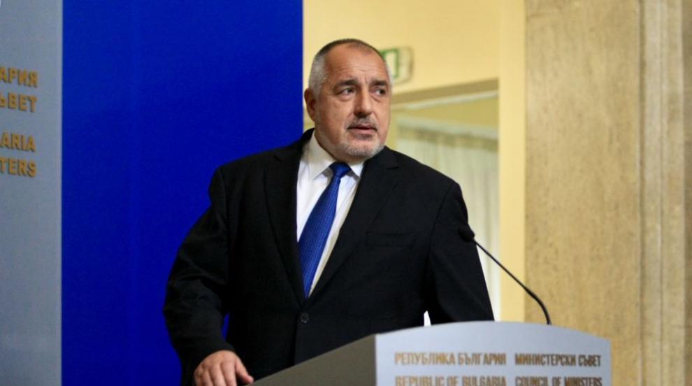 """Борисов благодари на европейски премиери за подкрепата по """"Мобилност I"""""""