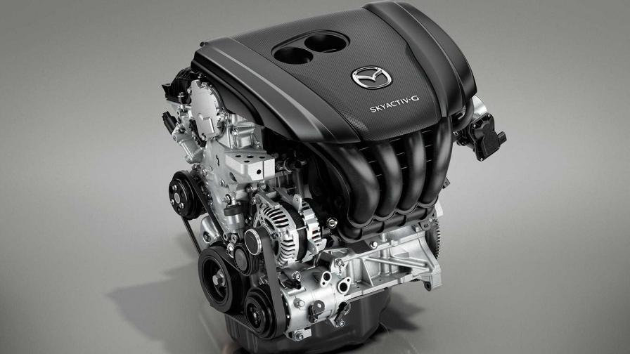 Mazda, за разлика от повечето си конкуренти, вярва в бъдещето на ДВГ, което доказа с лансирането на радикално новото поколение Skyactive-G.