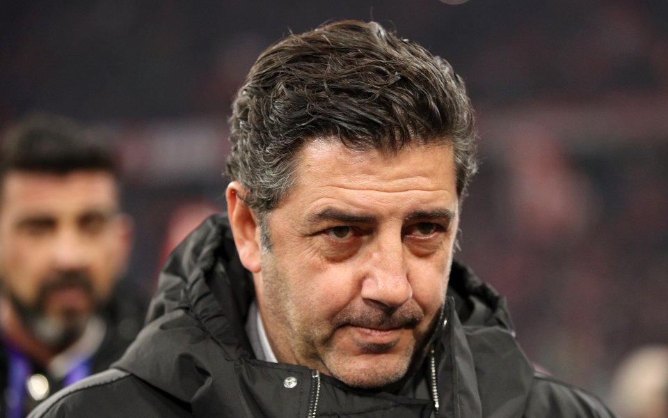 Бенфика търси нов треньор