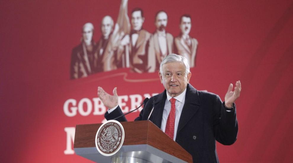 Президентът на Мексико със скромни доходи, парите никога не са го...