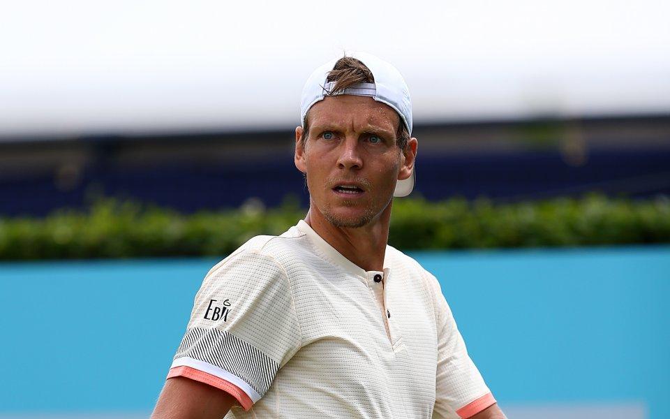 Чешкият тенисист Томаш Бердрих на 16 ноември ще обяви края