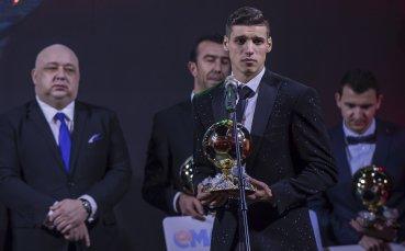 Десподов пред FIFA Football: На моменти не е лесно в ЦСКА, отговорността е голяма