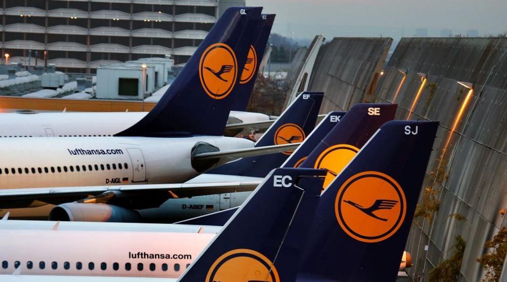 Lufthansa се съгласи с условията на ЕС за държавна помощ