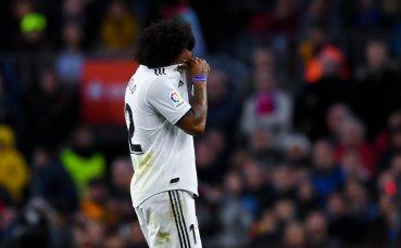 Марсело иска Реал Мадрид да го продаде
