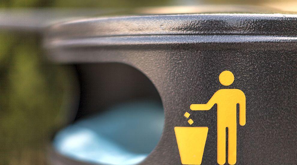 Провокация преди изборите: Вандали обръщат кофи за боклук в София (ВИДЕО)