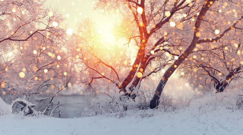 Температурите слабо се повишават, на места ще превалява сняг