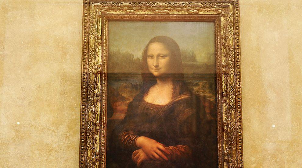 480 000 евро за Мона Лиза от кубчета Рубик (СНИМКИ)
