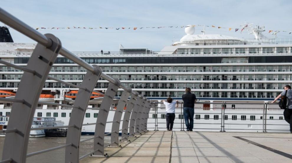 Стотици се разболяха на луксозен круизен кораб в Карибско море