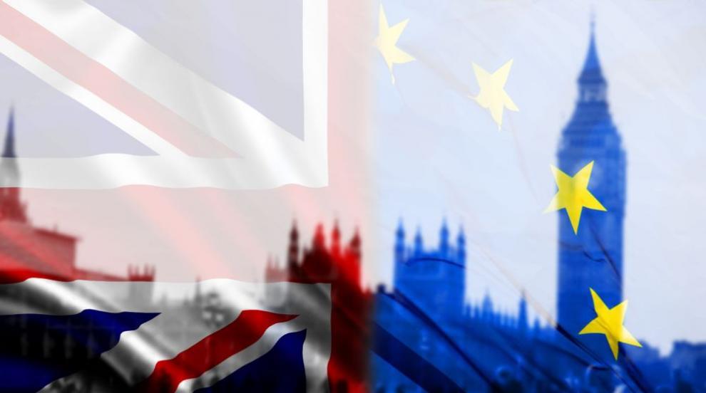 """Лондон започва преговори по """"план Б"""" за Брекзит"""
