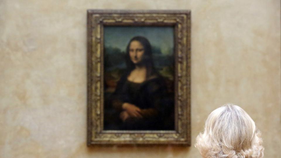 Мона Лиза