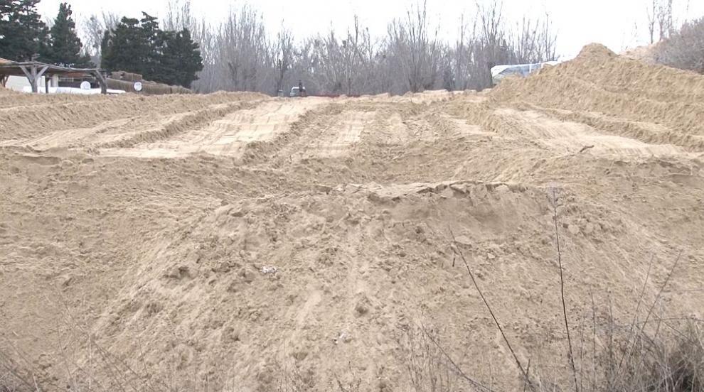 Започва делото за дюните на къмпинг