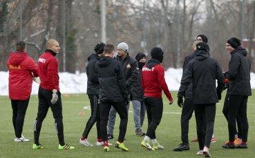 ЦСКА започва с контролите в Испания