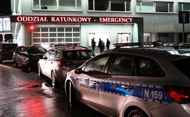 Кметът на Гданск намушкан с нож, почина