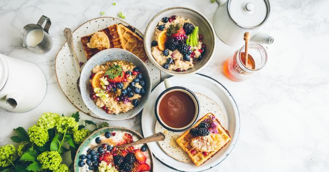 Снимка: За да сте пълни с енергия през целия ден, опитайте тази вкусна закуска
