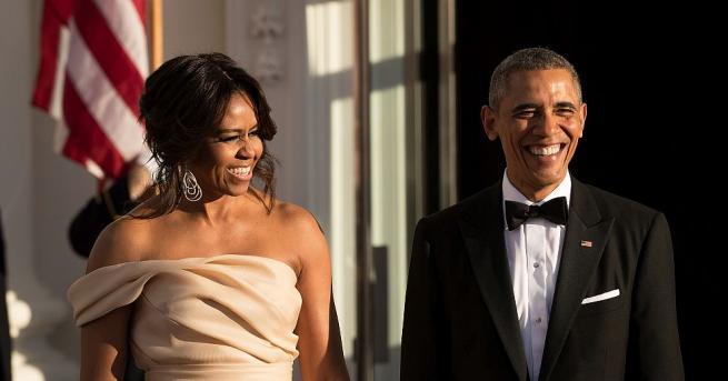 Продуцентската къща на Барак и Мишел Обама Хайър граунд сключи