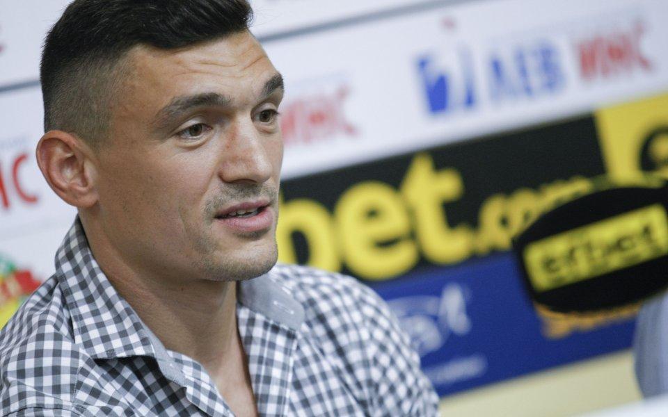Звездата на българския шампион Лудогорец Клаудиу Кешеруе все по-близо до