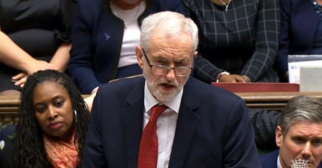 Главната опозиционна сила във Великобритания - Лейбъристката партия, може да