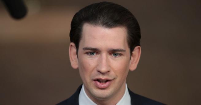 Канцлерът на Австрия и лидер на Австрийската народна партия (АНП)